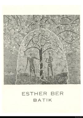 Esther Ber: batik