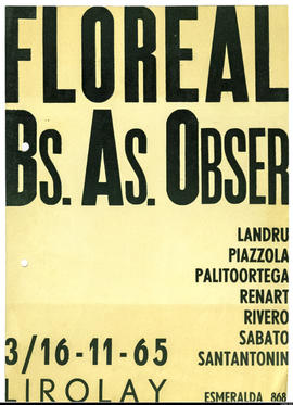 Floreal Bs. As. Obser