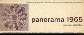 Panorama 1965: muestra colectiva