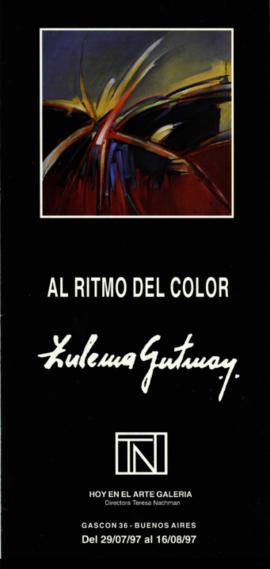 Al ritmo del color: Zulema Gutman